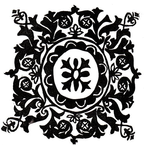 モスクの天井デザイン トルコ