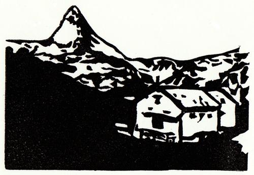マッタ-ホルン スイス
