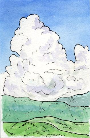 おーい 雲